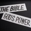 Bible Paper Tear