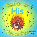 Baskin in His sonshine