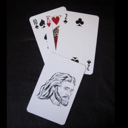 King of hearts - alm. kort