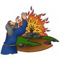 Den brændende tornebusk