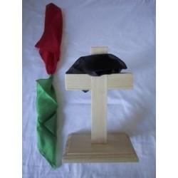 Korset og de 3 tørklæder
