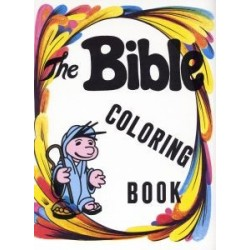 Bible Coloring Book - blank